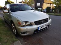 Lexus is200 extremely low mileage