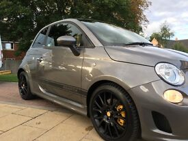 Abarth 595 1.4 T-Jet Trofeo 3dr - Rare Trofeo Edition with Monza Quad Exhaust