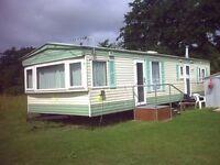 Static caravan/mobile home COSALT 37 x 12ft for sale off site 2001 model