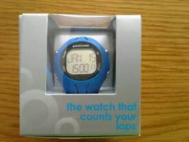 Poolmate2 Lap Counting Swim Watch NEW!