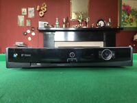 BT Vision Box and Remote - Excellent Condition