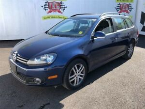 2013 Volkswagen Golf Wagon Comfortline, Auto, Heated Seats, Dies