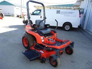 2012 kubota ZD221-54 Tracteur