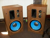 Goodman DB50 Speakers. Vintage, retro, classic, rare, antique.