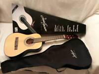 1/2 size (child's) guitar