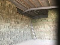 Small bale hay for sale £4 per bale
