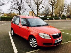 SKODA ROOMSTER 1.4 IMMACULATE CONDITION