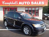 2011 Dodge Journey SE AIR!! ALLOYS!! CRUISE!! PW PL!! NEWLY INSP