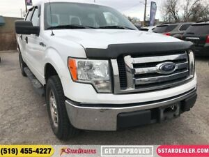 2010 Ford F-150 XLT | 4X4 | SAT RADIO | 6PASS