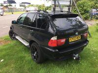 [Simmons BMW Livingston] BREAKING BMW E53 X5 4.4i Auto SPORT Black - Sport Interior 150k miles