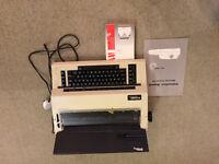 Hermes Top-Tronic 15-1 Electronic Typewriter