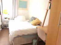 Double Room in 4-Bedroom Professional House Share - All Inclusive. Old Street Tube