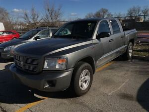 2009 Dodge Dakota SXT|Crew Cab|4X4|Alloys|Accident Free