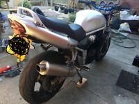 Suzuki bandit mk2 1200 52plate 43kmiles