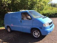 Rare Vw t4 transporter syncro 4x4 surf bus camper