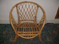 Bamboo Chair ID 123/11/17