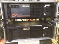 Citronic PPX900 Power Amps for sale Excellent Work Horses for PA, Sound Systems, Monitors