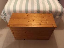 -Sold- Storage box
