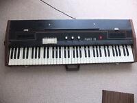 Vintage 1970s Jen Piano 73 electric piano