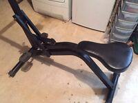 """Fitness """"Bike Style"""" equipment"""