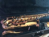 Tenor Saxophone for Sale (a real bargain)
