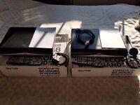 2 X 500GB Sky+ HD Boxes