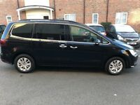 VW SHARAN ONE LADY OWNER LOW MILES AUTOMATIC