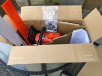 New Boxed ECHO CS-450 Chainsaw,with 15 inch Bar