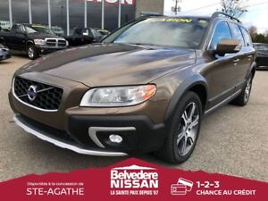 2015 Volvo XC70 CROOS COUNTRY T6 Premier Plus TOIT OUVRANT