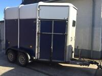 Ifor Williams HB505 Horsebox Trailer - Mint Condition