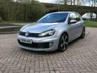 VW GOLF GTI DSG AUTO LOOK
