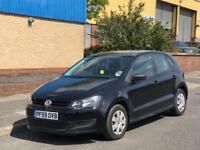 2010 Volkswagen Polo 1.2 63k Air con
