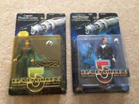 Babylon 5 figures new