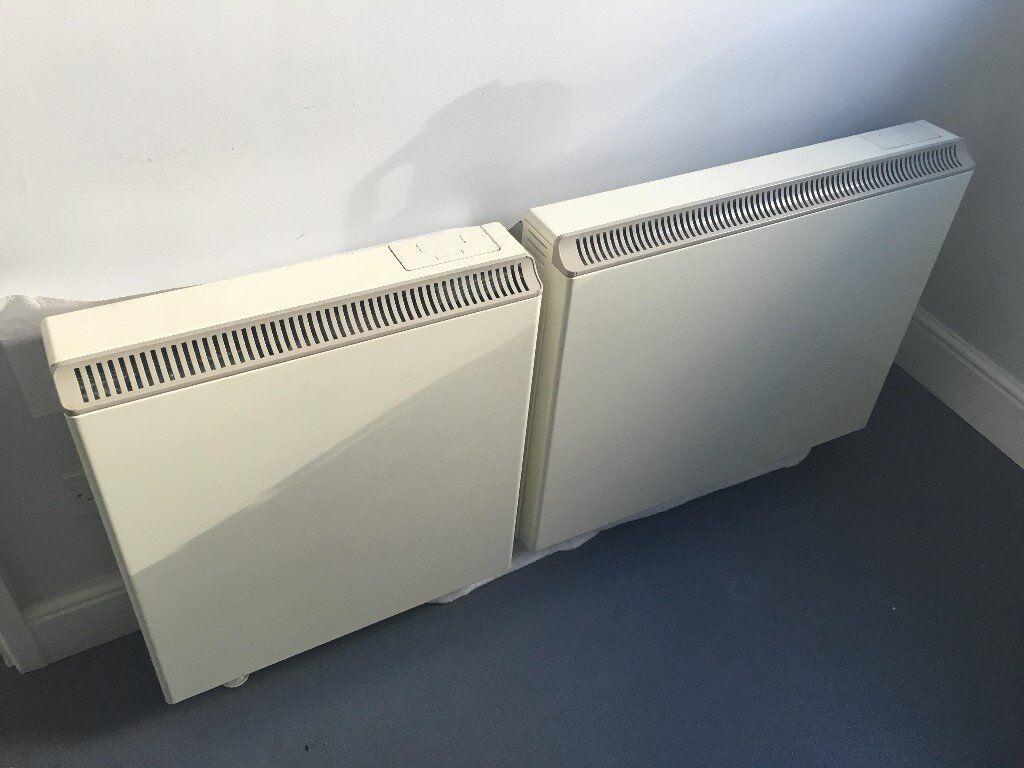 Two Heatstore Storage Heaters In Mile End London Gumtree