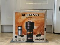 Nespresso by Magimix Vertuo Next Coffee Machine New