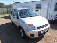 2008 FORD FUSION 1.6 TDCI DIESEL 30£ ROAD TAX FULL SERVICE HISTORY