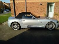 BMW Z4 ROADSTER GREAT CONDITION ELECTRIC ROOF LEATHER INTERIOR (SWAP PX P/X P/EX PART EXCHANGE)