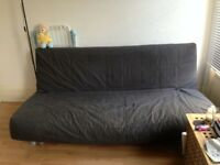 3 Seater double IKEA sofa bed