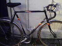 Emmelle Clipper GT12 road bike - large 22 inch frame