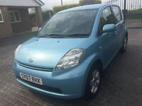 \\\ 07 DAIHATSU SIRION SE ,, AUTO ,, ONLY 62K \\\ IST CLASS CONDITION NOW £1799 ,