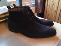 Roland Cartier Callum Men's Brown Suede Chukka Desert Boots UK Size 8 EU Size 42
