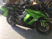 2012 Kawasaki Z1000 SX ABS Tourer