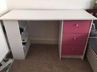 a perfect condition desk