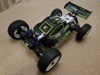 Kyosho DBX VE 2.0 4wd 1/8th RC Electric buggy