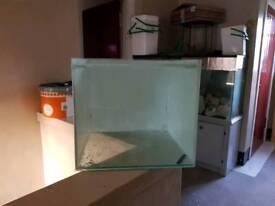 Aquarium 18x18x18cube breeding tank