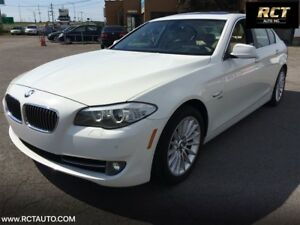 2011 BMW 525XI 3.0L Turbo AWD