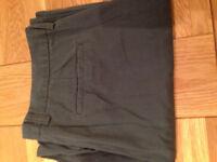 "GAP Comfort Fit Khaki-Coloured Khaki Trousers (never worn) (34""W x 32""L) JUST REDUCED"