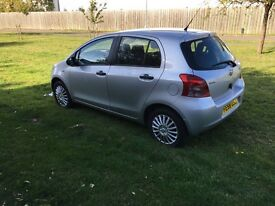 2008 Toyota Yaris 999cc Full History 2 Remote Keys long Mot Excellent Condition