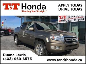 2010 Honda Ridgeline VP *No Accidents, One Owner, MP3