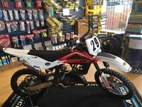 Husqvarna cr 2011 125cc excellent condition for year